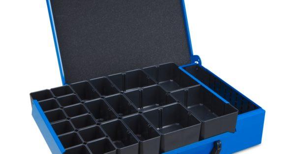 metallkoffer dm 342 inkl trennblech und insetboxenset h63 sortimo online shop mysortimo. Black Bedroom Furniture Sets. Home Design Ideas